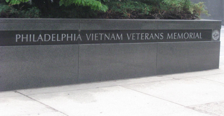 Philadelphia Public Art Philadelphia Vietnam Veterans