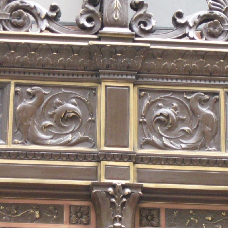 Philadelphia Public Art: Fidelity Bank Building